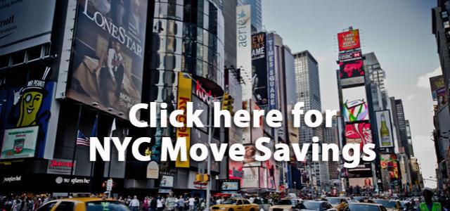 NYC Move savings